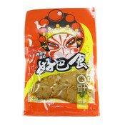 Dried Beancurd (Bamboo Pepper Flavour) (好巴食竹荀豆乾 (雙椒))
