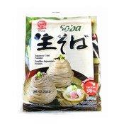 Soba Noodles (日式冷麵)