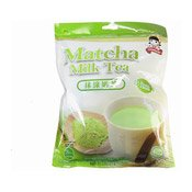 Instant Matcha Milk Tea (三瀛抹綠奶茶)