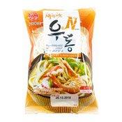 Udon Noodles (Shrimp) (韓式蝦烏冬)