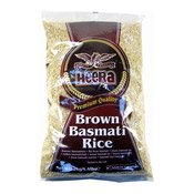 Brown Basmati Rice (印度絲苗糙米)