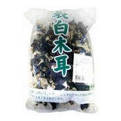 Dried Pak Pui Black Fungus (Wood Ear) (白背木耳)