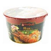 Instant Bowl Noodles (Spicy Lobster Hotpot Flavour) (明星辣龍蝦拉麵)
