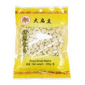 Dried Broad Beans (大扁豆)