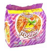 Instant Noodles Multipack (Thai Tom Yam Tom Yum) (明星泰式冬蔭湯麵)