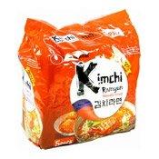 Instant Noodles Multipack (Kimchi Ramyun) (農心泡菜麵)