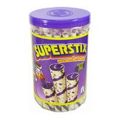 Superstix Wafer Sticks (Ube) (芋頭蛋卷)