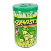 SuperStix Wafer Sticks (Pandan) (斑蘭蛋卷)