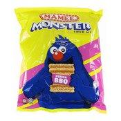 Mamee Monster Noodle Snack (BBQ Snek Mi) (媽咪點心麵 (燒烤))