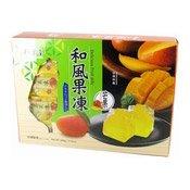 Fruit Jelly (Mango) (竹葉堂和風果凍 (芒果))