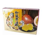 Fruit Jelly (Passion Fruit) (竹葉堂和風果凍 (百香果))