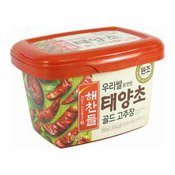 Hot Pepper Paste (Taeyangcho Gold Gochujang) (韓國辣醬)