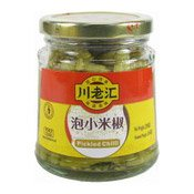 Pickled Chillies (川老匯泡小米椒)