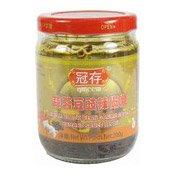 Chilli Black Bean Garlic Sauce (冠存蒜蓉豆豉辣椒醬)