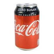 Coca-Cola Zero (Coke) (無糖可樂)