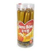 Kkotge Bong Fish Sausage (Fish Cake) Crab Flavour (韓國蟹味魚肉腸)