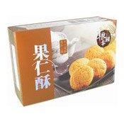 Cashew Nut Cakes (糧豐園果仁酥)