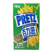 Pretz Seaweed Flavoured Biscuit Sticks (百力滋 (海苔))
