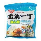 Instant Macaroni (Seafood & Abalone) (出前一丁通心粉 (海鮮))
