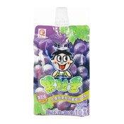 Grape Flavour Juice Drink (旺旺葡萄汁)