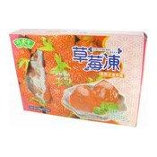 Fruit Jelly (Strawberry) (竹葉堂草莓凍)