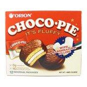Choco Pie (Marshmallow Filling) (棉花糖朱古力批)