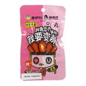 Dried Beancurd (Hot & Spicy) (麻辣豆乾)