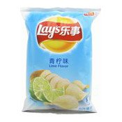 Potato Chips Crisps (Lime) (樂事薯片 (青檸))
