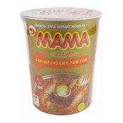 Instant Cup Noodles (Shrimp Creamy Tom Yum) (媽媽杯麵 (冬蔭功))