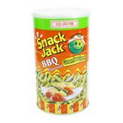 Snack Jack Green Pea Snacks (BBQ) (時興隆青豆條 (燒烤))