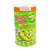 Snack Jack Green Pea Snacks (Wasabi) (時興隆青豆條 (芥辣))