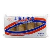 Shanghai Crisp Type Biscuit (上海萬年青餅乾)
