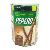 Pepero Almond (樂天杏仁朱古力條)