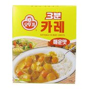 Curry Retort Pouch (Hot) (韓國即食咖哩)