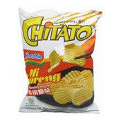 Chitato Mi Goreng Potato Chips Crisps (營多撈麵味薯片)