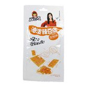 Beancurd Slices (Cumin Flavour) (好巴食辣豆皮 (孜然))