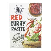Red Curry Paste (Hot) (紅咖喱)