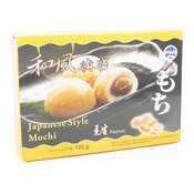 Japanese Style Mochi Rice Cakes (Peanut) (和風麻糬 (花生))