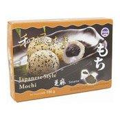 Japanese Style Mochi Rice Cakes (Sesame) (和風麻糬(芝麻))