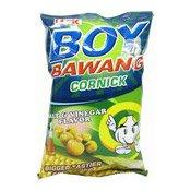 Boy Bawang Cornick (Salt & Vinegar Flavour) (粟米小食 (鹽醋味))