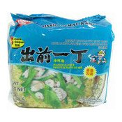 Instant Noodles Multipack (Seafood) (出前一丁海鮮麵)