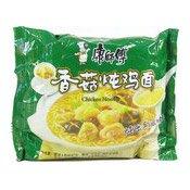 Instant Noodles (Mushroom & Chicken) (康師傅香菇炖雞麵)