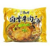 Instant Noodles (Stewed Beef) (康師傅鹵香牛肉麵)