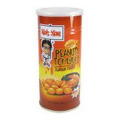 Peanuts Tom Yum Flavour Coated (泰國式冬蔭味花生)