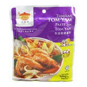 Tom Yam Paste (Tom Yum) (田師傅冬蔭醬)