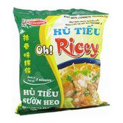 Oh! Ricey Instant Rice Noodles (Spare Ribs Flavour Hu Tieu) (越南排骨味粿條)