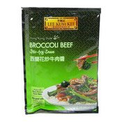 Broccoli Beef Stir Fry Sauce (李錦記西蘭花牛肉醬)