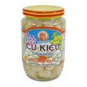 Pickled Leek (Cu Kieu Chua Ngot) (甜酸蕎頭)