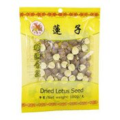 Dried Lotus Seeds (金百合蓮子)