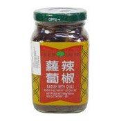 Radish With Chilli (巨樹蘿蔔辣椒)